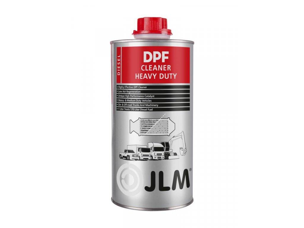 Čistič dpf do nafty - JLM DPF Cleaner Heavy Duty 1L - čistič DPF
