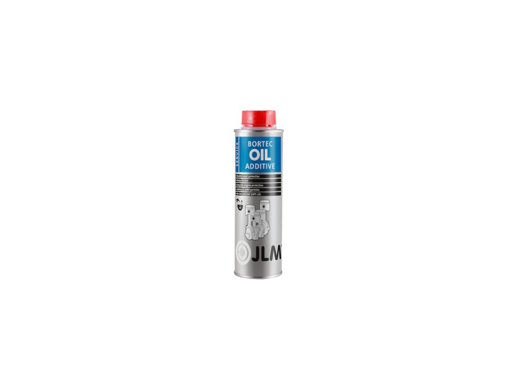 Keramická ochrana motoru - JLM Bortec Oil Odditive 250ml