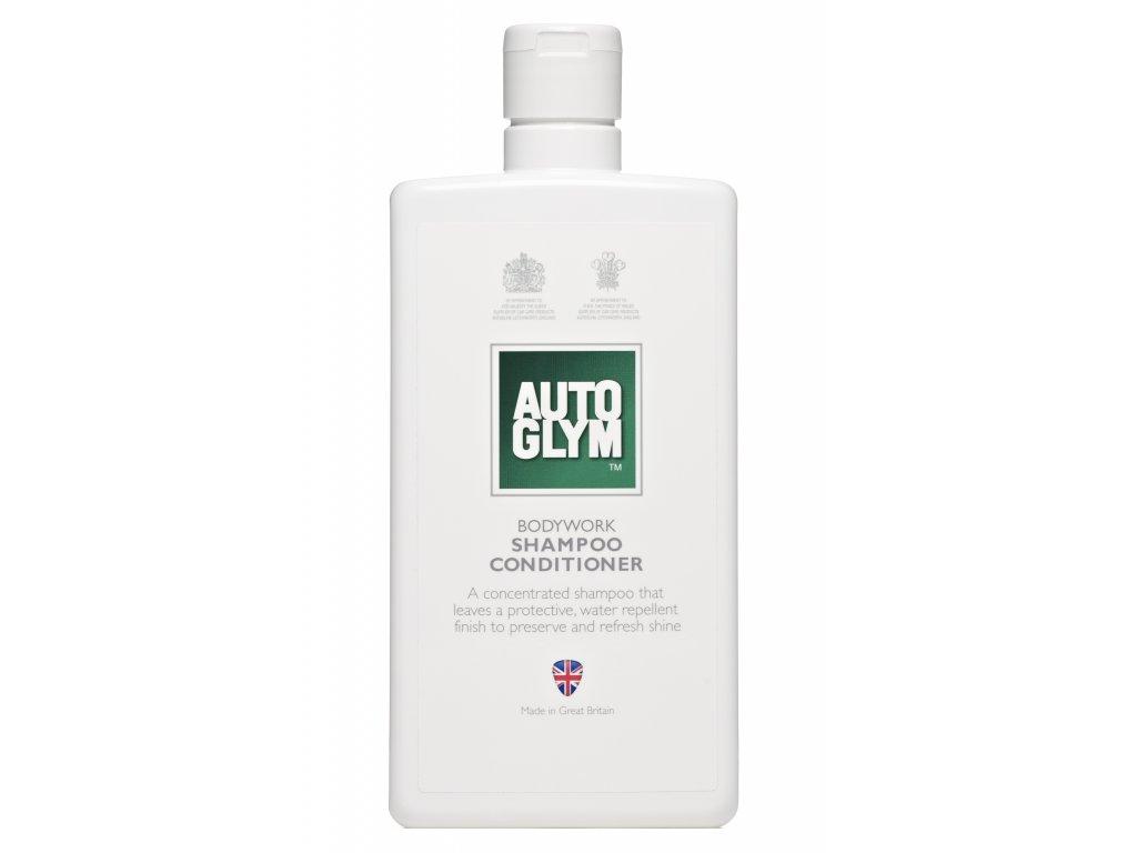 autosampon s voskom autoglym bodywork shampoo conditioner