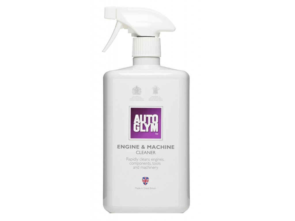 cistic motora v spreji engine and machine cleaner