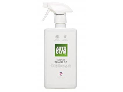 cistic interieru auta autoglym interior shampoo