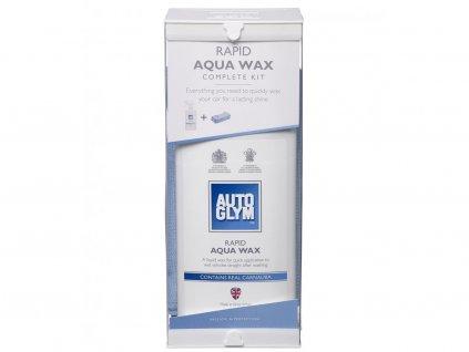 tekuty vosk autoglym rapid aqua wax complete kit