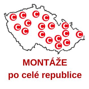 Montáže