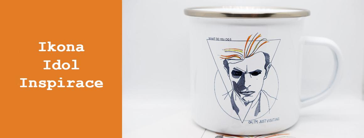 Plecháček David Bowie