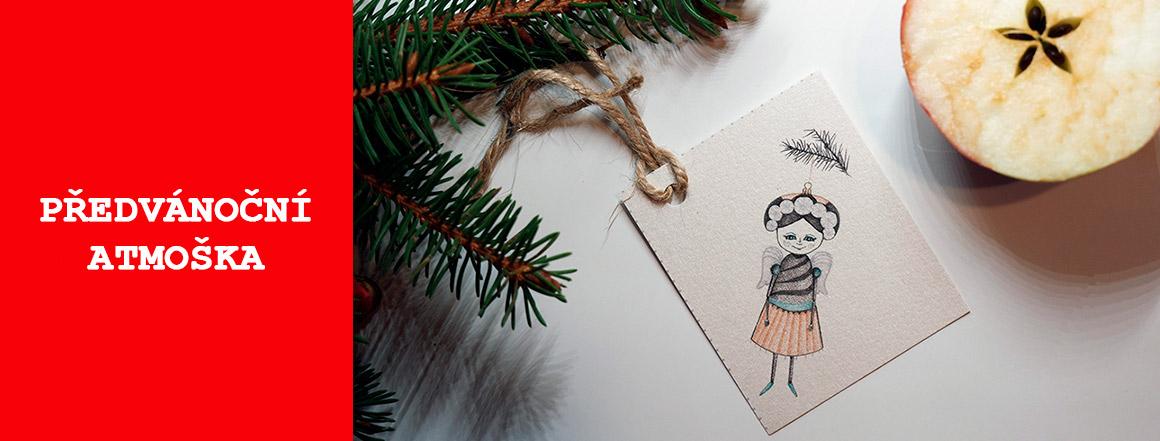 Vánoční dárky a tipy na vánoční dárky