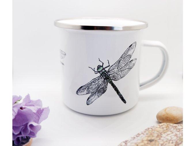 Plecháček - Vážka