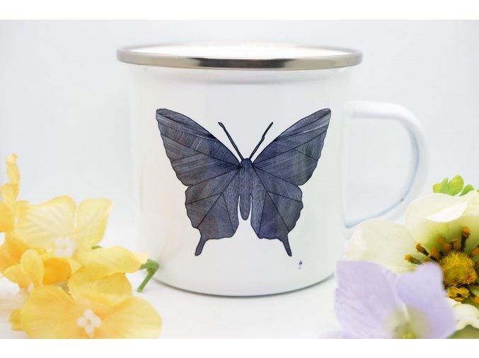 Plecháček Motýl