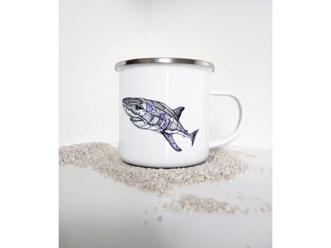 Plecháček - Žralok
