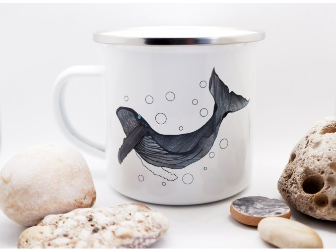 Plecháček - Velryba