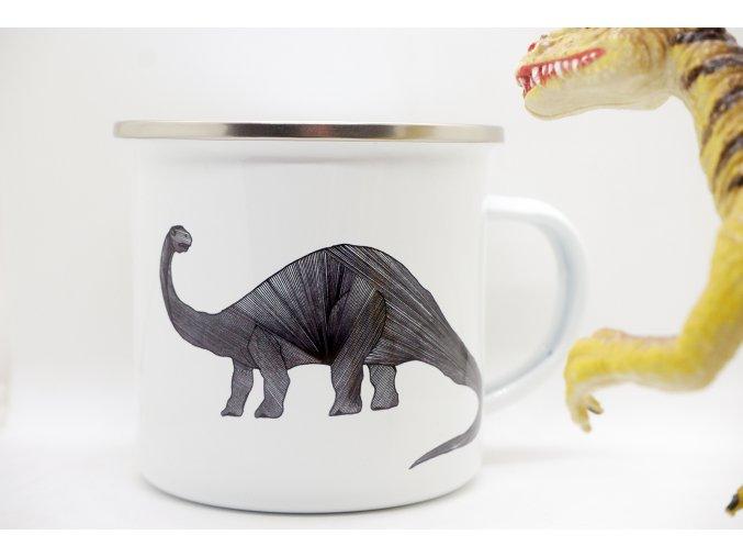 Plecháček - Brontosaurus