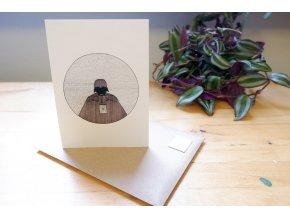 Obrázek, pohlednice - Star Wars