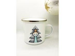 Plecháček - vánoční stromeček