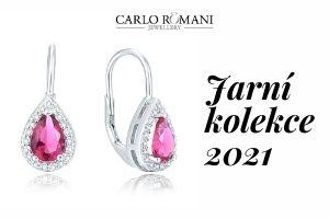 Jaro je tady - nová kolekce šperků 2021 Carlo Romani