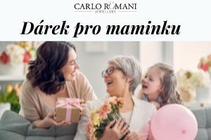 Jak poděkovat mamince na Den matek