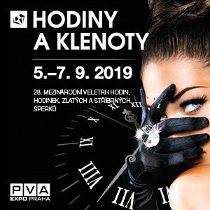 HODINY A KLENOTY 2019 - CARLO ROMANI