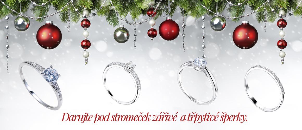 Prsteny- Vánoce