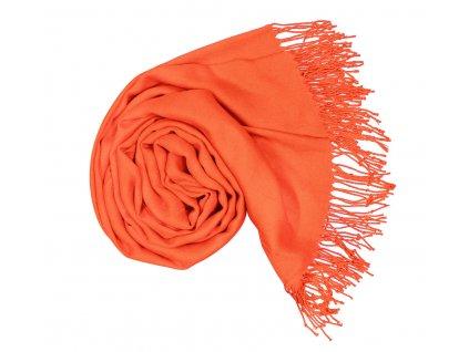 Odstíny oranžové