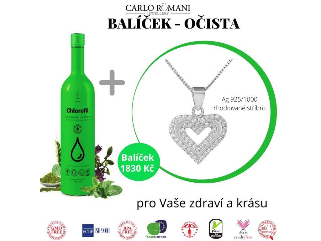 BALICEK OCISTA