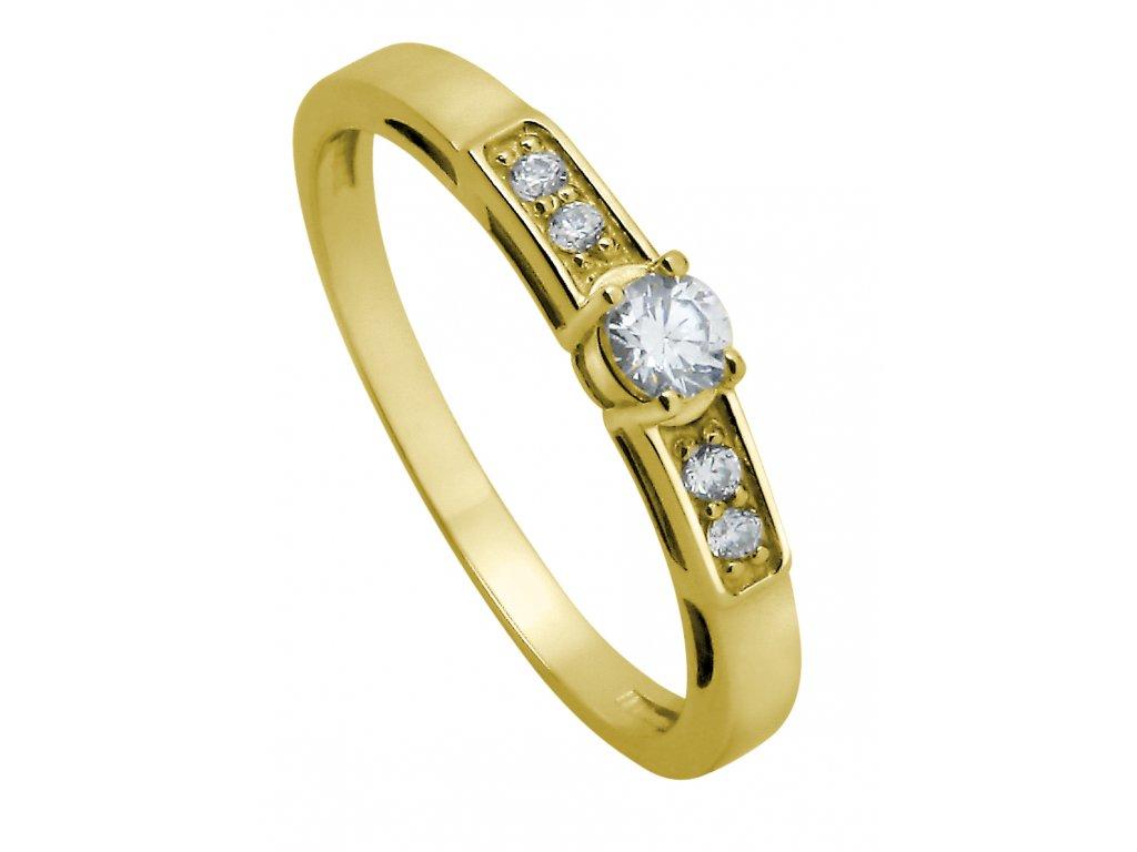Zásnubní prsten Malvína