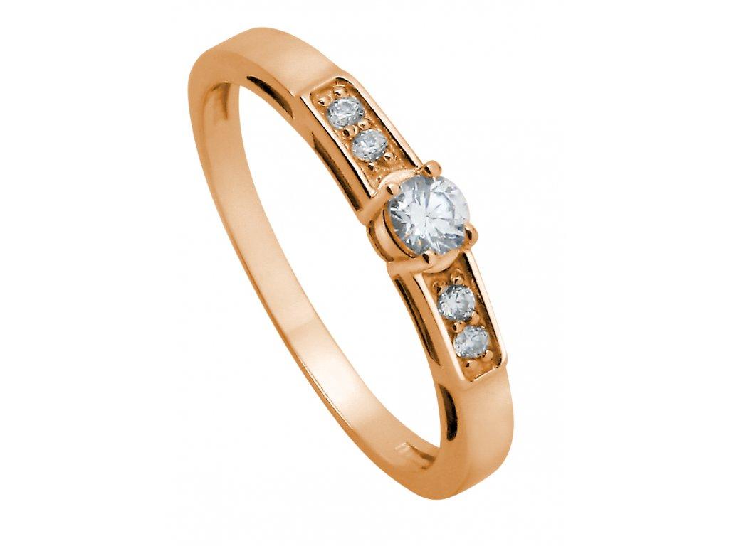 Zásnubní prsten Zora