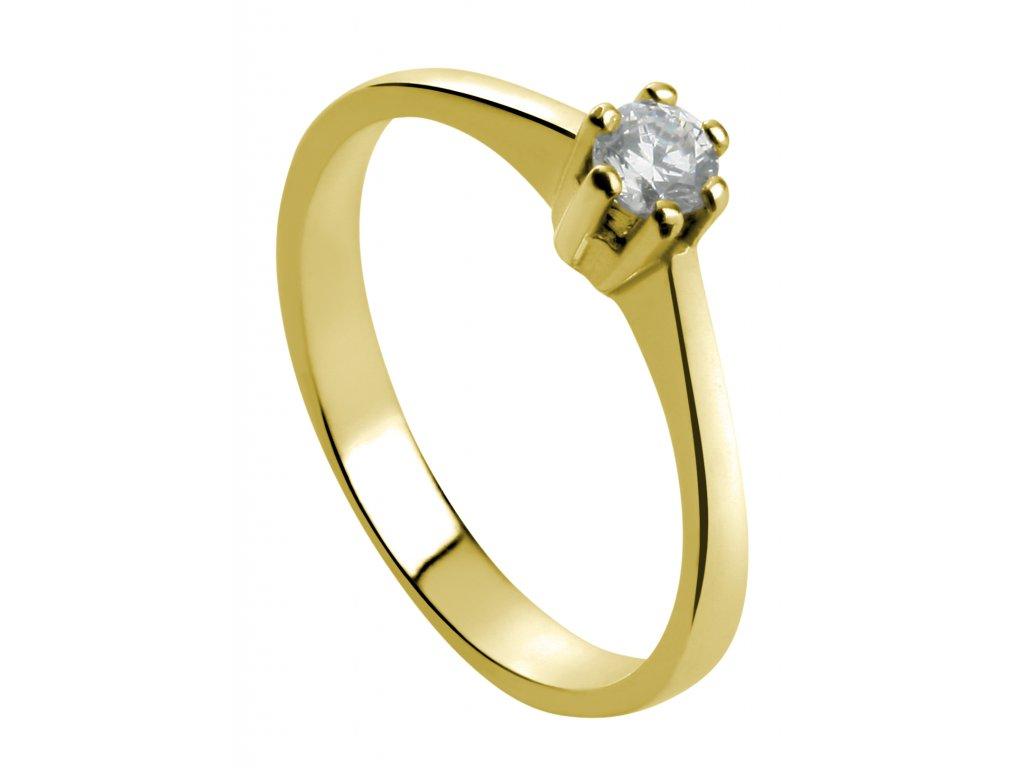 Zásnubní prsten Lea