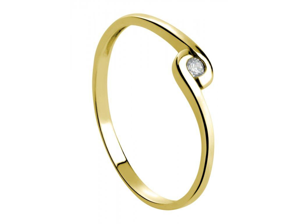Zásnubní prsten Lesia
