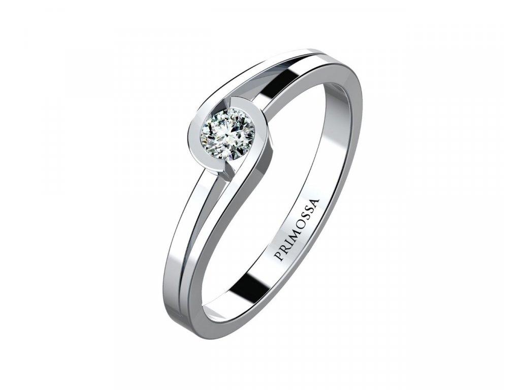 Zásnubní prsten Henrieta