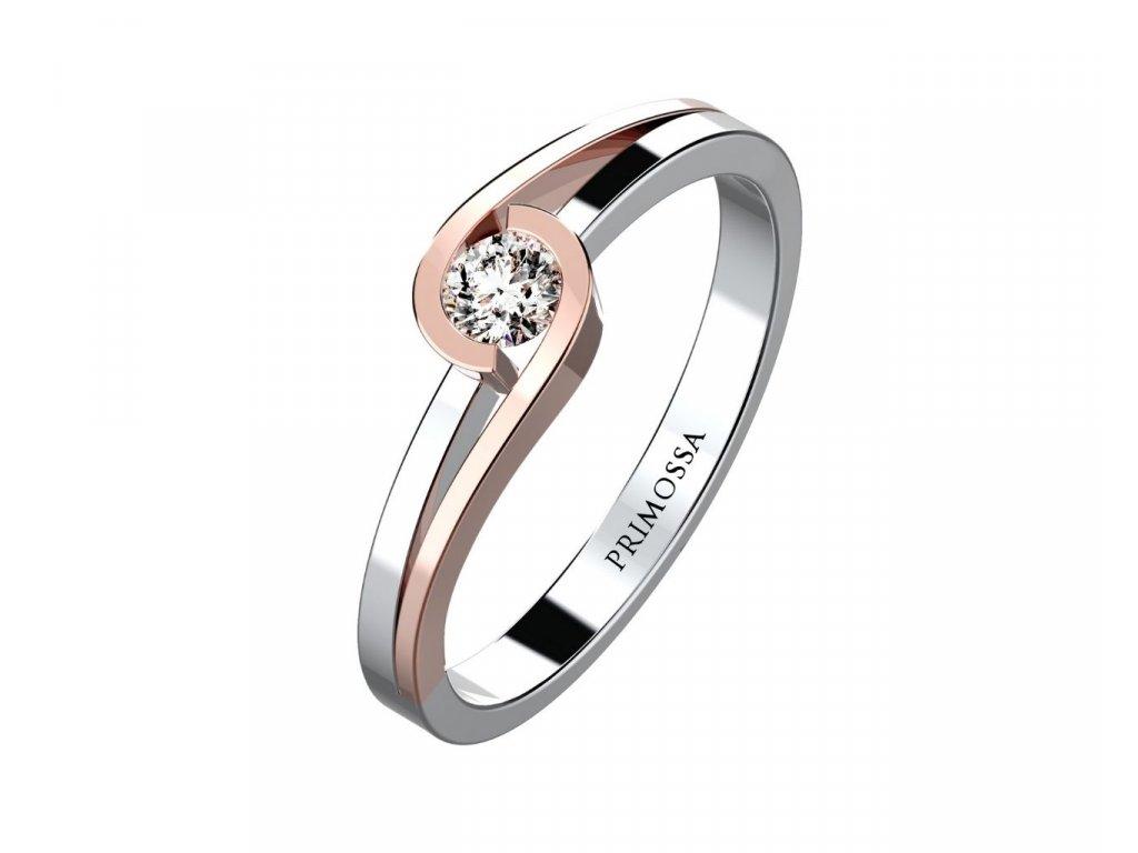 Zásnubní prsten Agnesa
