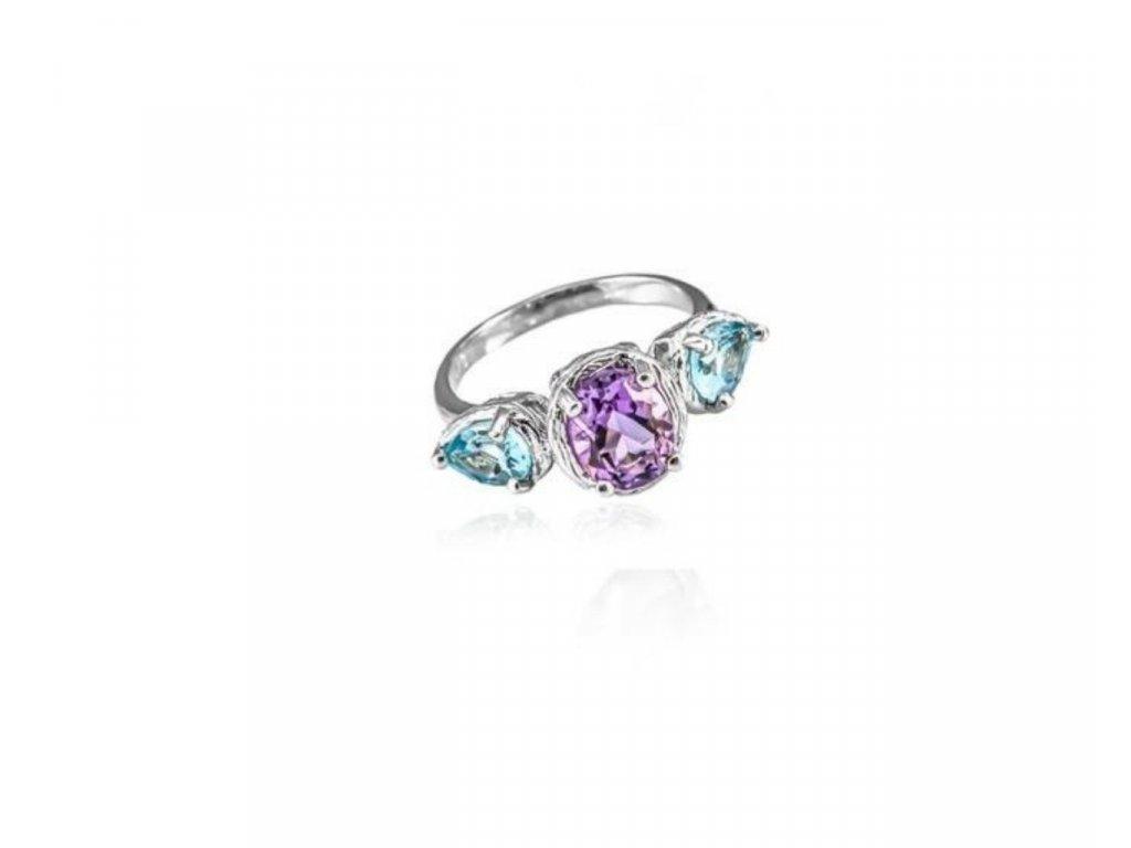Prsten Amy (Velikost prstenu 54)