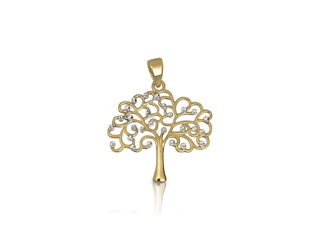 9431 5 zlaty prives strom zivota kl 06 pe