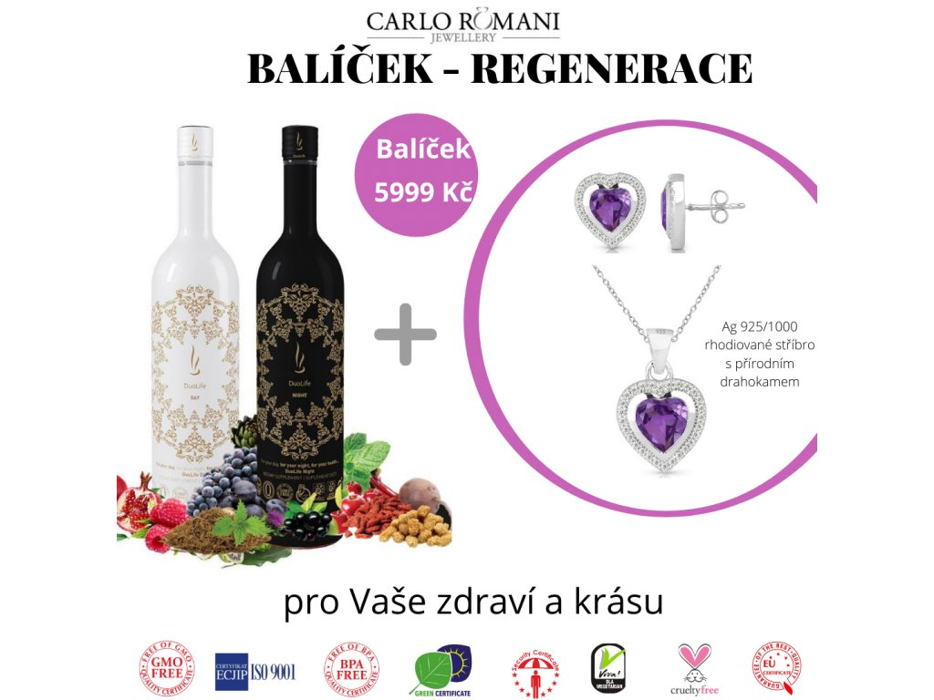 BALICEK REGENERACE