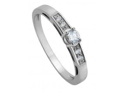 Zásnubní prsten Zlatica