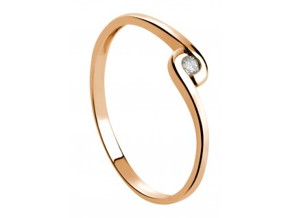 Zásnubní prsten Hermina