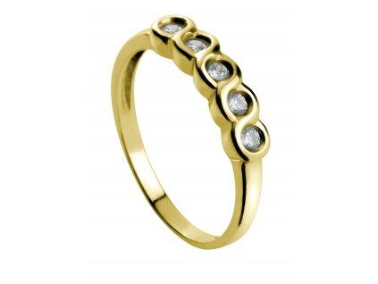 Zásnubní prsten Paulina