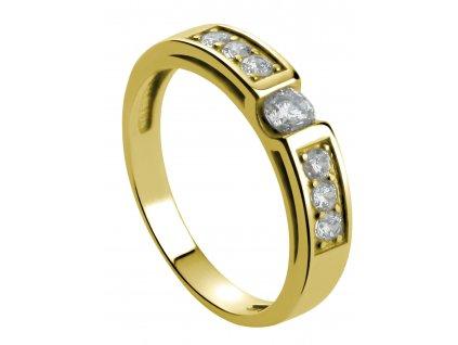 Zásnubní prsten Milica