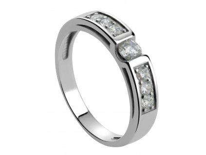Zásnubní prsten Silvia