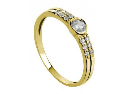 Zásnubní prsten Rebeka