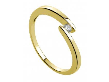 Zásnubní prsten Edita
