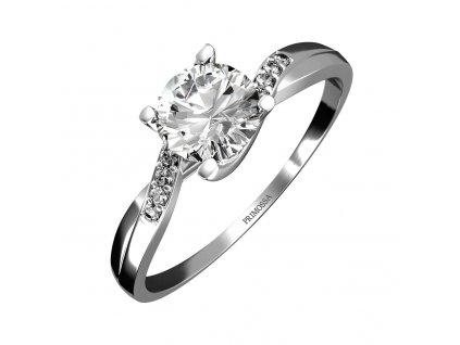 Zásnubní prsten Emilia