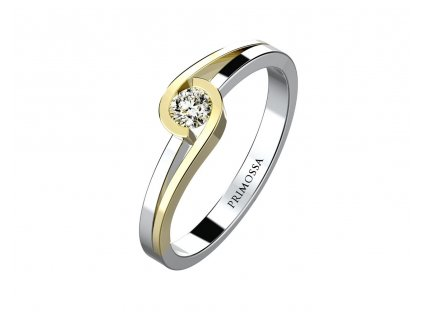 Zásnubní prsten Elvíra