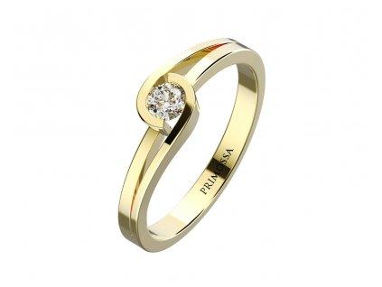 Zásnubní prsten Bibiana