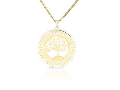 9422 9 zlaty prives strom zivota kl 04 pe