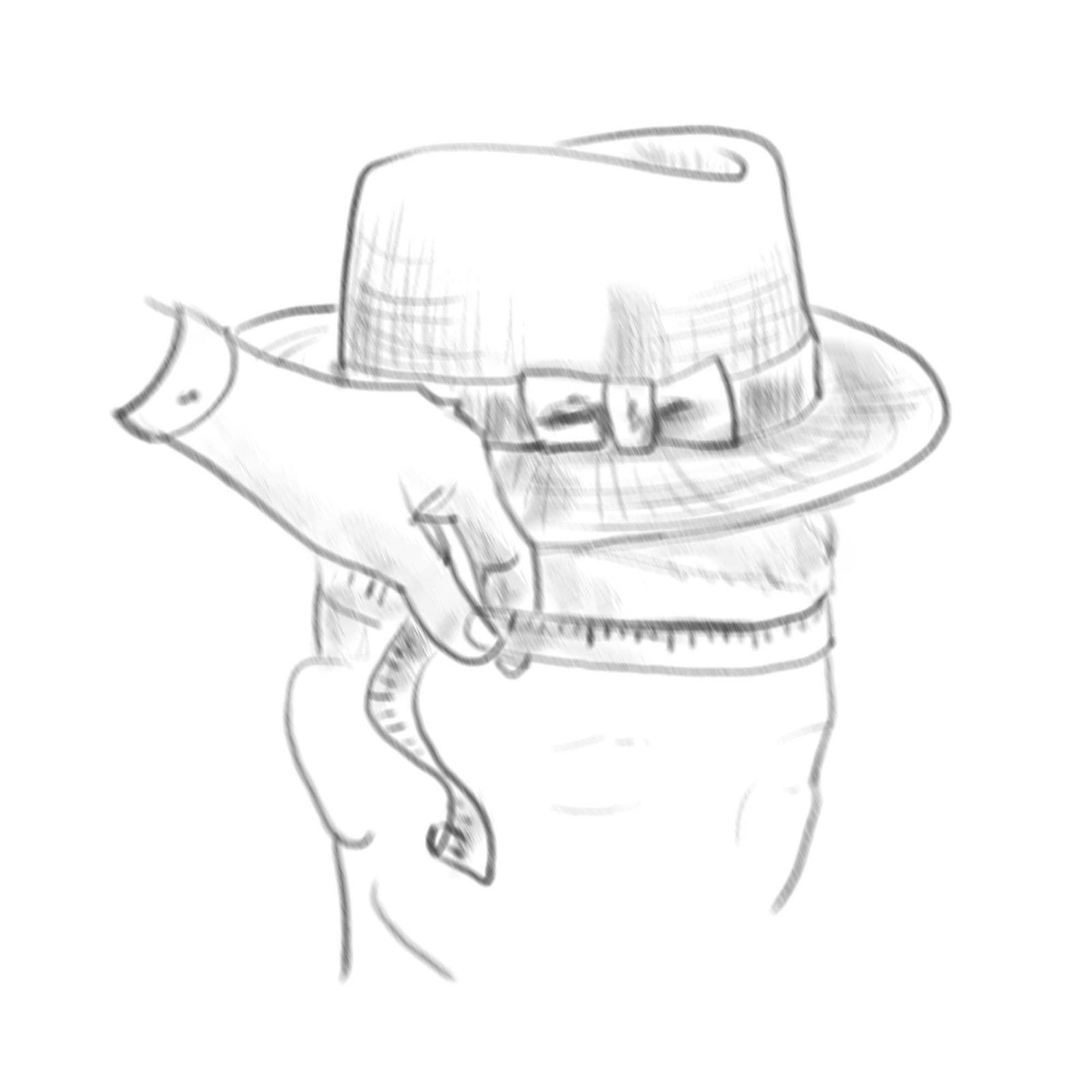 Jak zjistím svou velikost klobouku? - Carlsbad Hat Co.