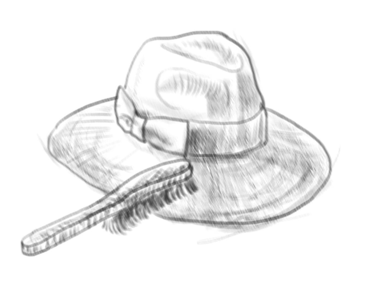 Jak vyčistit klobouk?  Jak vyčistit slaměný klobouk?