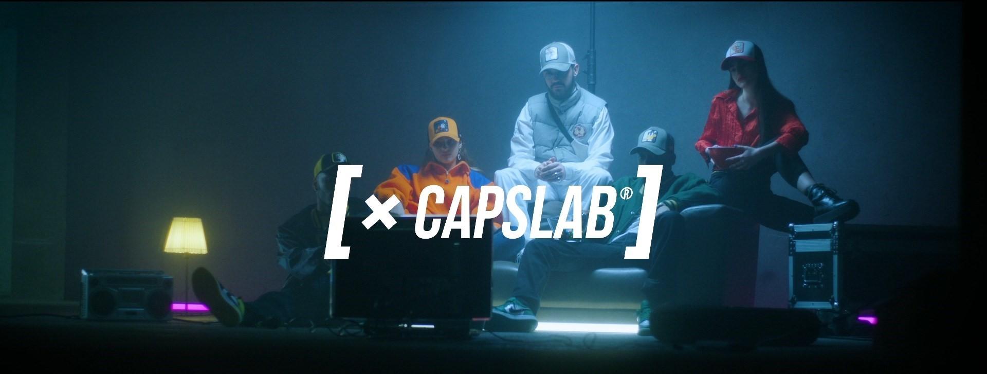 Capslab je mladá francouzská společnost vyrábějící čepice s postavičkami z různých známých pohádek.