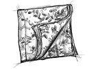 Doplňky (hedvábné šatky, šály)