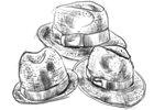 Sláměné klobouky