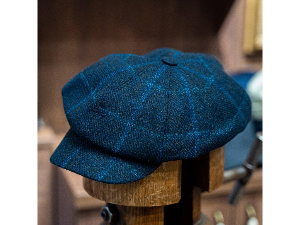 Vlněná bekovka - velká kostka - Carlsbad Hat Co.