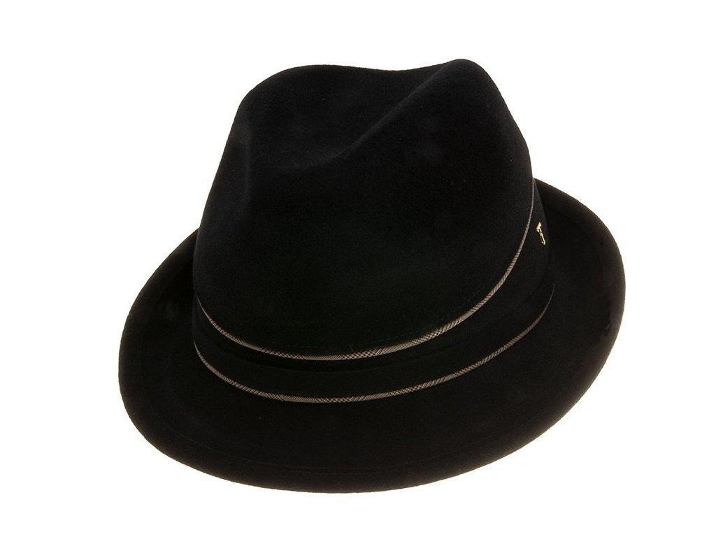 1275718 Q9040 1 plsteny klobouk cerny