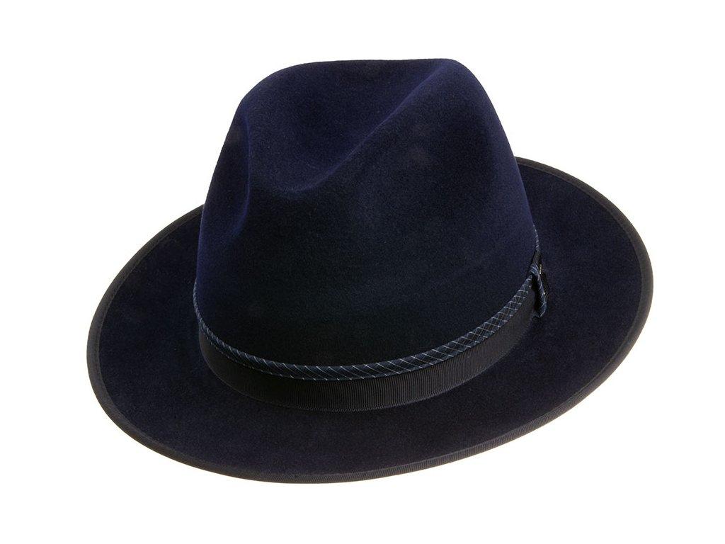 Pánský modrý klobouk od Tonak - 12791/18